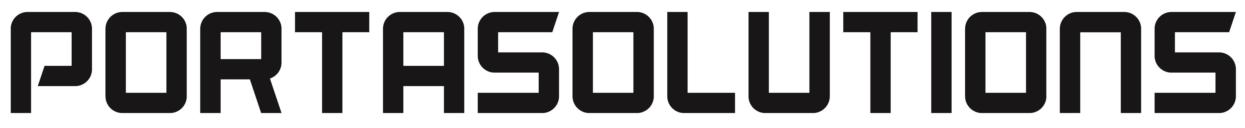 Logo PORTA SOLUTIONS